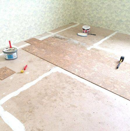 Пробка на стену - виды материалов, характеристики и преимущества