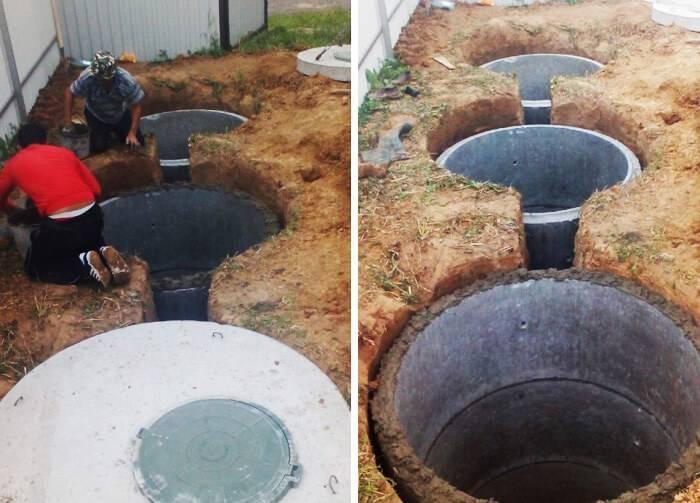 Как часто откачивать выгребную яму | все о септиках