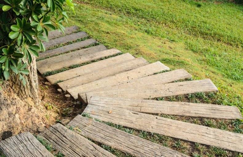 Лестница из бетона своими руками: алгоритм изготовления