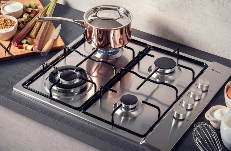 11 лучших газовых плит с газовой духовкой — рейтинг 2021