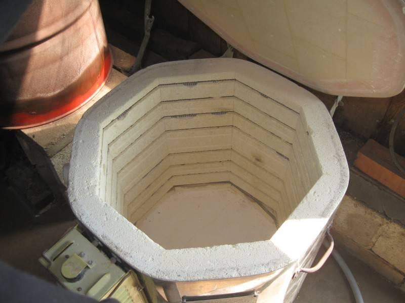 Печи для обжига керамики — виды и изготовление своими руками (пошаговая инструкция с фото)