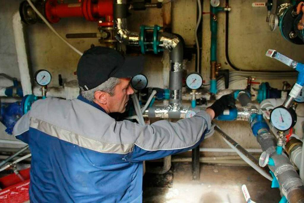 Особенности проведения гидравлических испытаний систем водоснабжения