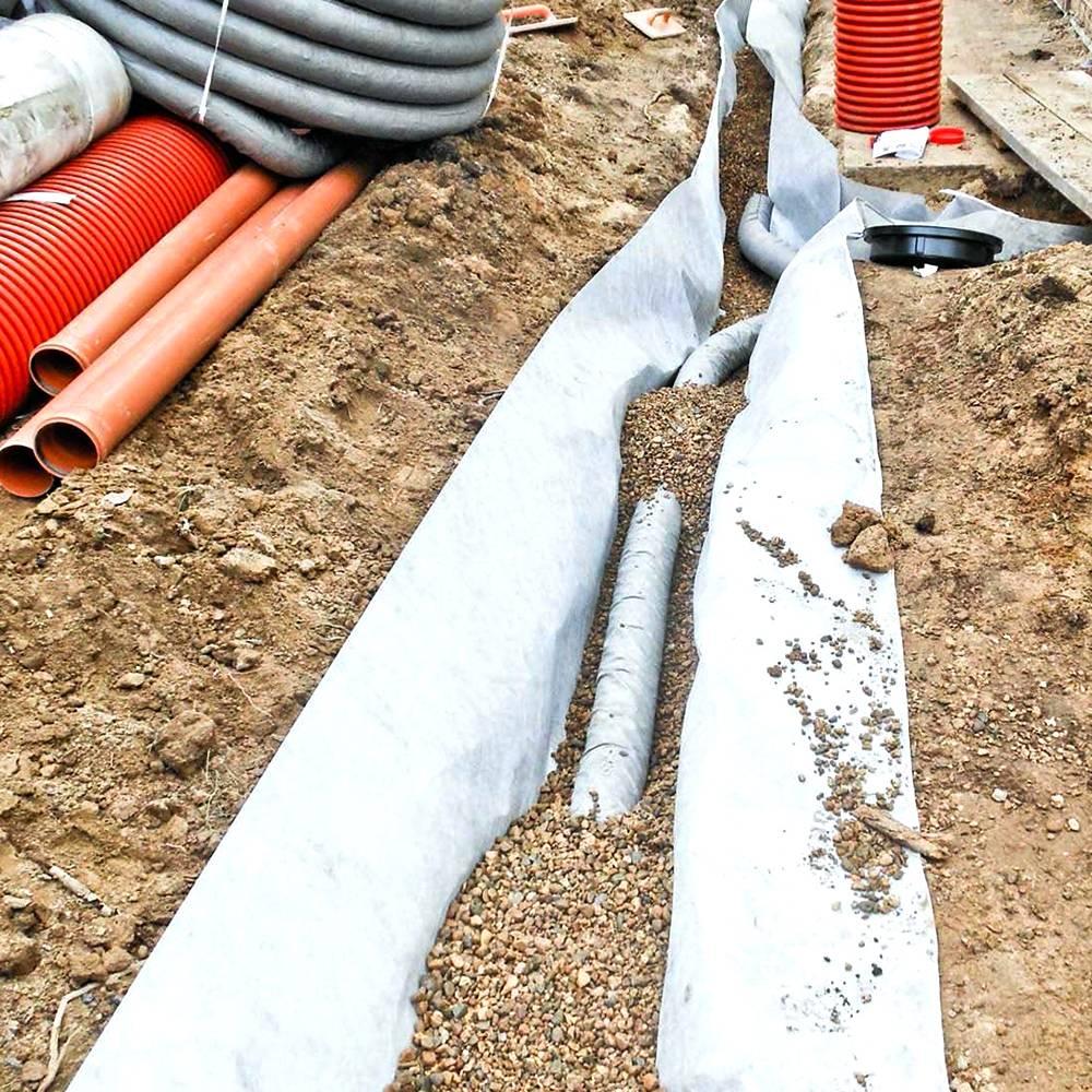 Основные задачи дренажной системы и необходимость установки труб