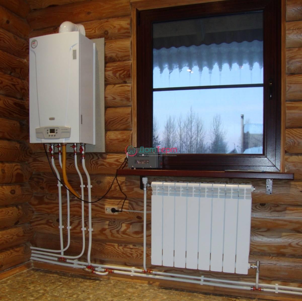 Установка и монтаж газового конвектора в деревянном доме своими руками: видео