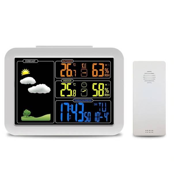 Метеостанция для дома — и вы всегда знаете погоду