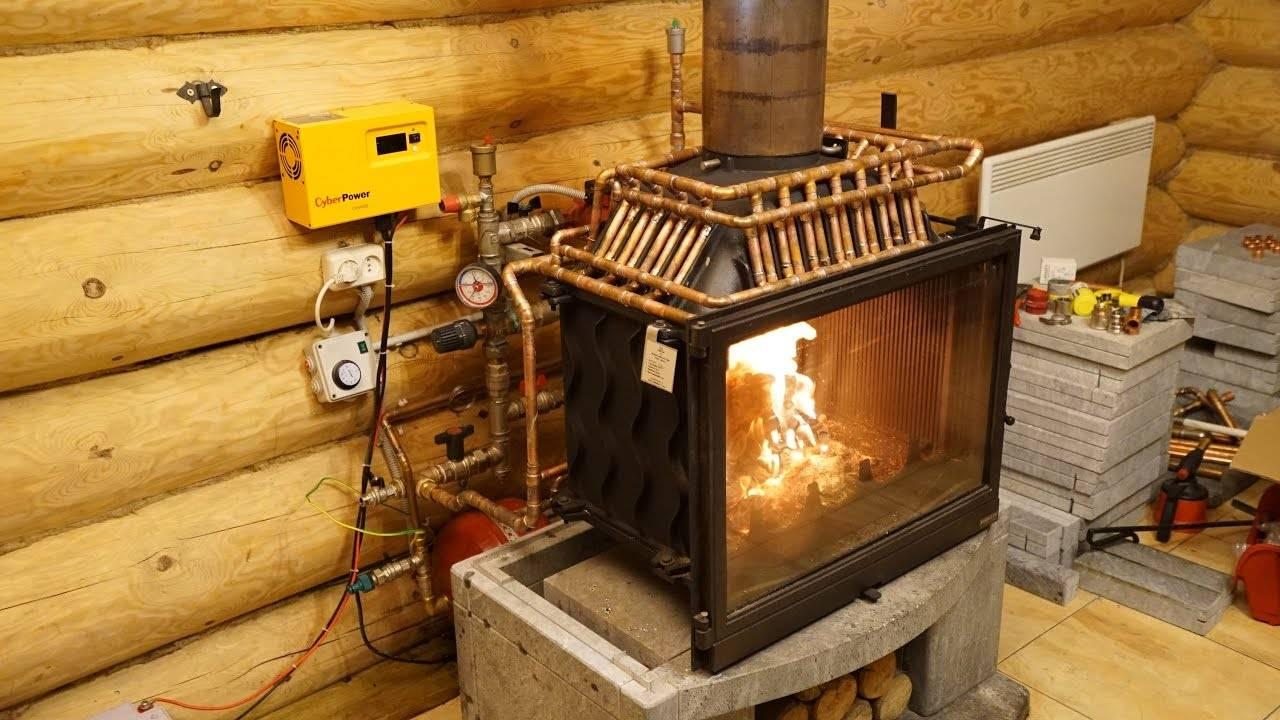 Организация системы отопления в частном доме, варианты систем автономного отопления, порядок монтажа