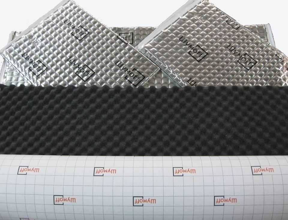 Топ-9 материалов для шумоизоляции – рейтинг 2021 года