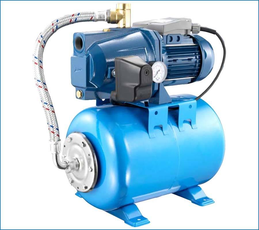 Как подключить водяной насос к водопроводу