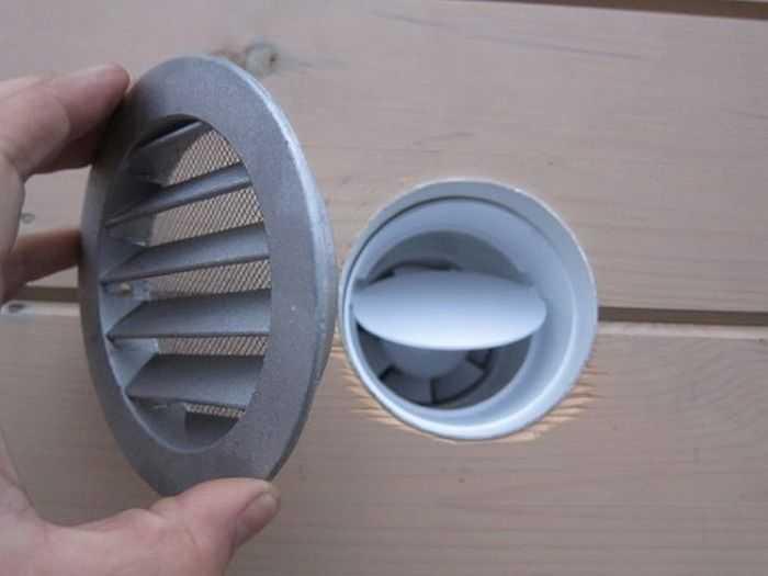 Обратный клапан для вентиляции: назначение, устройство, типы...