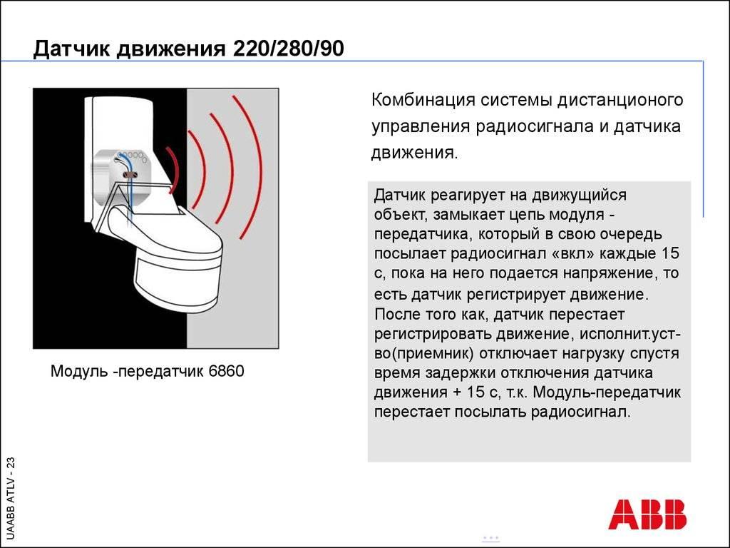 Разновидности уличных датчиков движения для охраны периметра