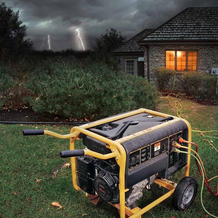 Бензиновый генератор: какой лучше выбрать для дачи, отзывы, цена