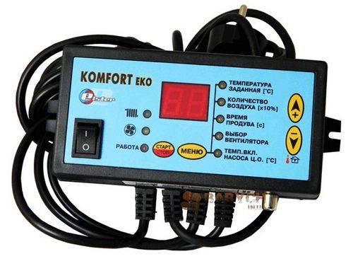 Автоматика для газового котла - устройство, разновидности, лучшие производители