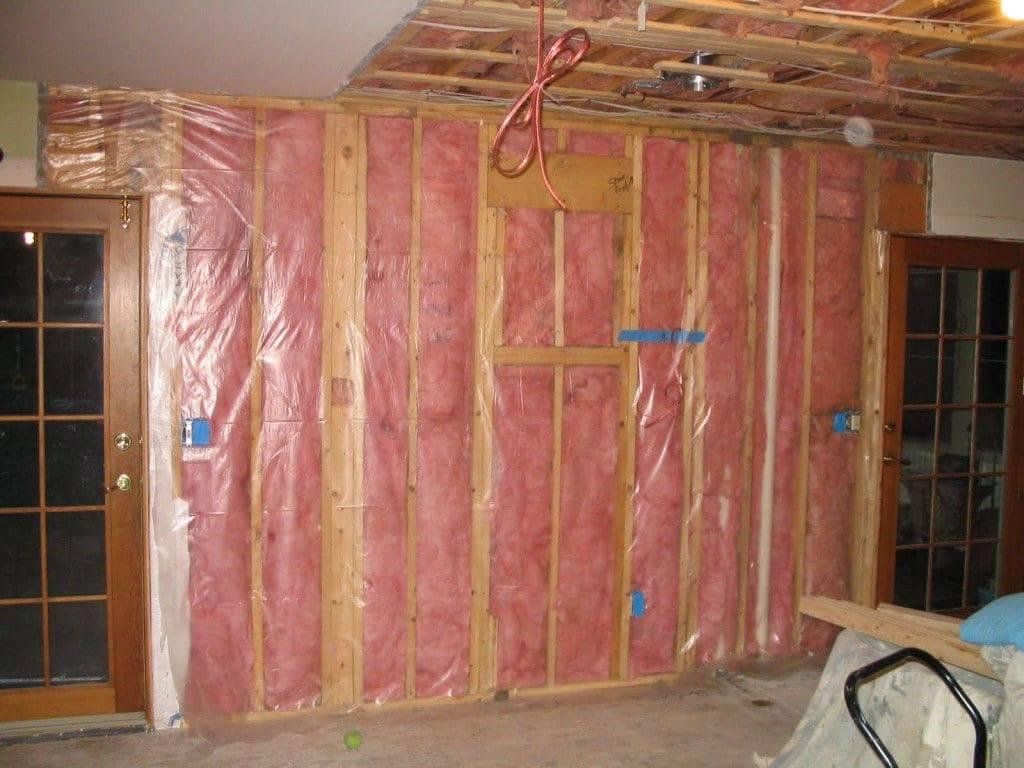 Как утеплить торцевую стену в квартире изнутри - клуб мастеров