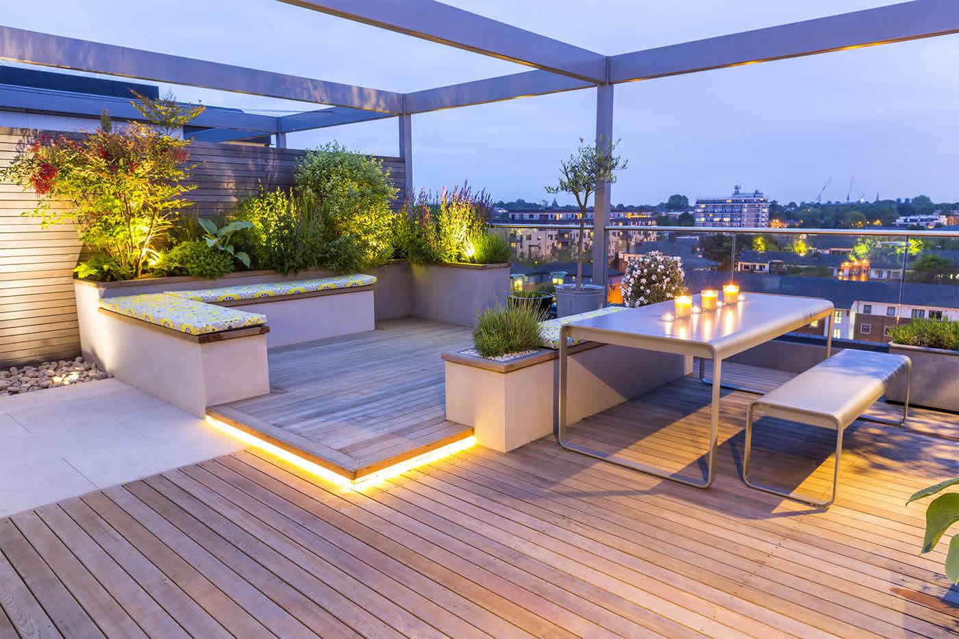 Крыша над террасой – разновидности, технические и эксплуатационные особенности, нюансы монтажа