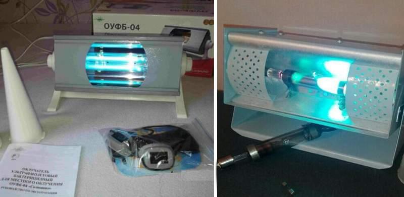 Ультрафиолетовая лампа: польза и вред для человека, влияние на организм, свойства