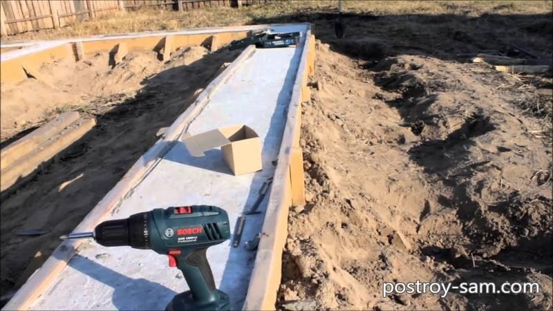 Когда можно снимать опалубку после заливки бетона?