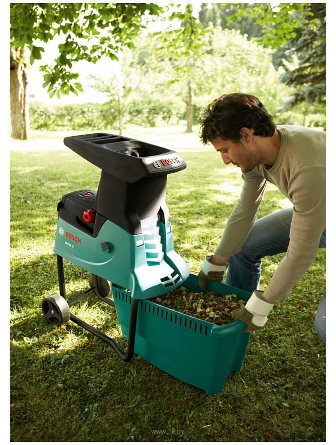 Топ-10 лучших садовых измельчителей   рейтинг +отзывы