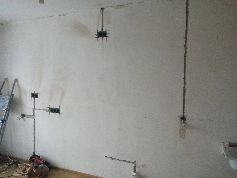 Штробление стен в панельном доме ограничения - клуб мастеров