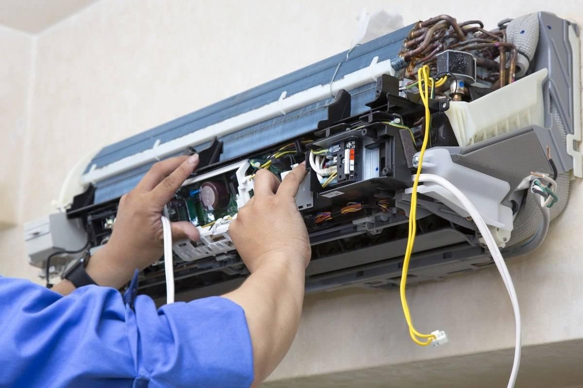 Диагностика и ремонт систем кондиционирования: типовые неполадки, их причины, устранение и профилактика