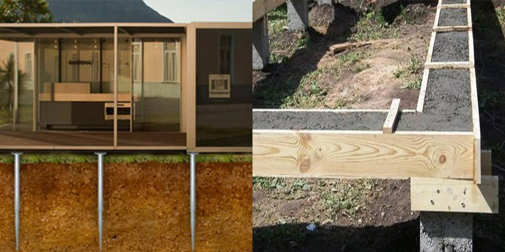 Винтовые сваи для каркасных домов: какие выбрать и использовать для строительства