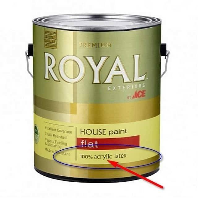 Латексная краска: что это такое, моющаяся матовая краска для стен и потолков, как выбрать для в ванной комнаты и кухни, отзывы