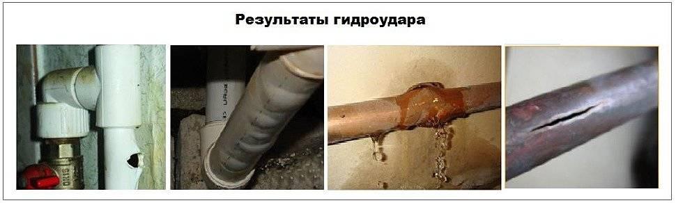 Вода со скважины идет с воздухом причины. причины появления и методы удаления воздуха в системах горячего водоснабжения домов
