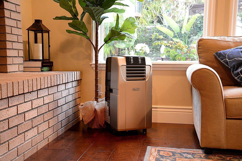 Мини-кондиционеры (59 фото): переносной маленький кондиционер с фреоном для комнаты и принцип его работы. обзор моделей без воздуховода