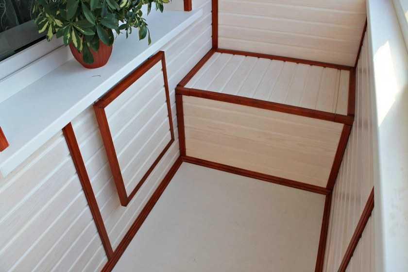 Отделка балкона своими руками пошаговая инструкция - клуб мастеров