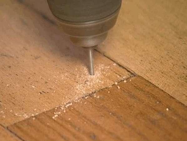 Что делать, если скрипит деревянный пол? устраняем, не разбирая - строительство и ремонт