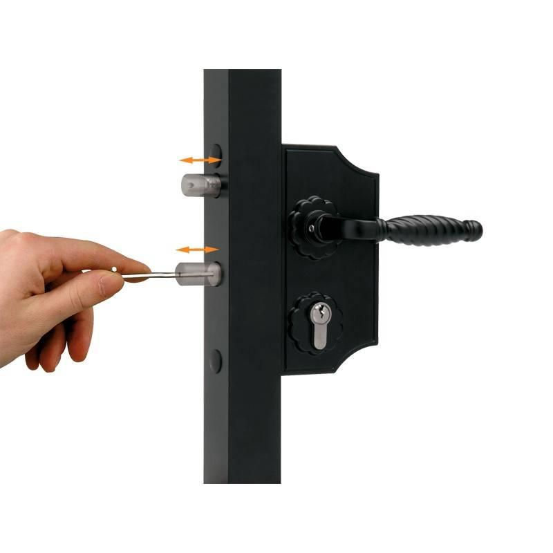 Замки для входных деревянных дверей - только ремонт своими руками в квартире: фото, видео, инструкции