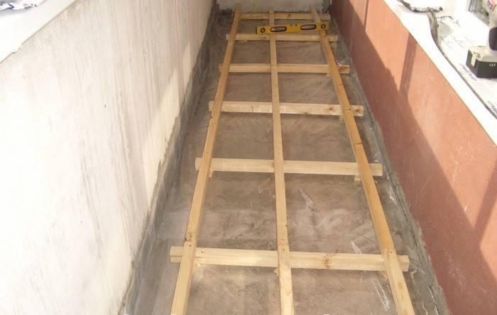 Утепление пола на балконе своими руками: пошаговая инструкция - строительство и ремонт