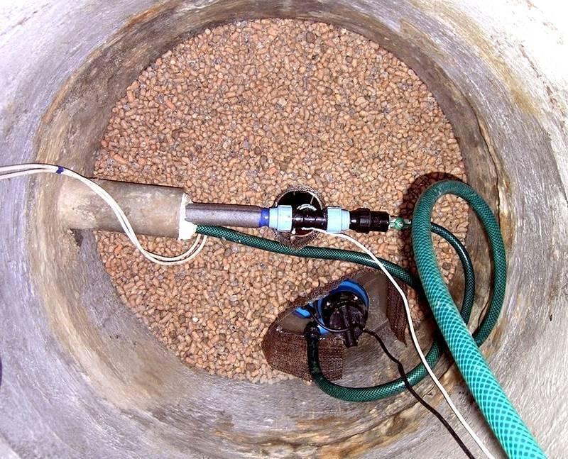 Как утеплить трубу с водой от скважины в дом своими руками