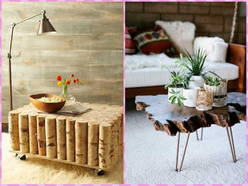Декор из подручных материалов для дома своими руками