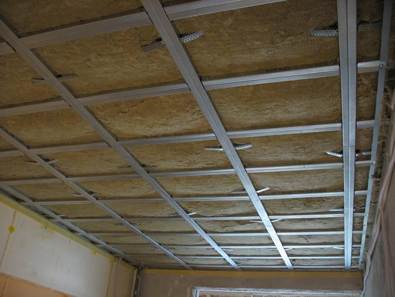 90% утепление потолка в деревянном доме: схема, своими руками
