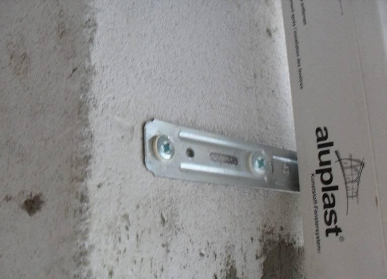 Монтаж окон на пластины: инструкция по правильной установке