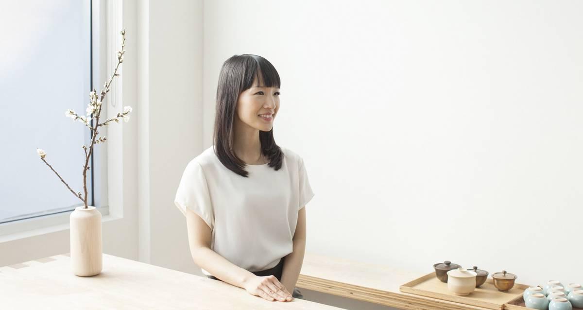 Японская система поддержания порядка в доме и в жизни - marie kondo – woman delice