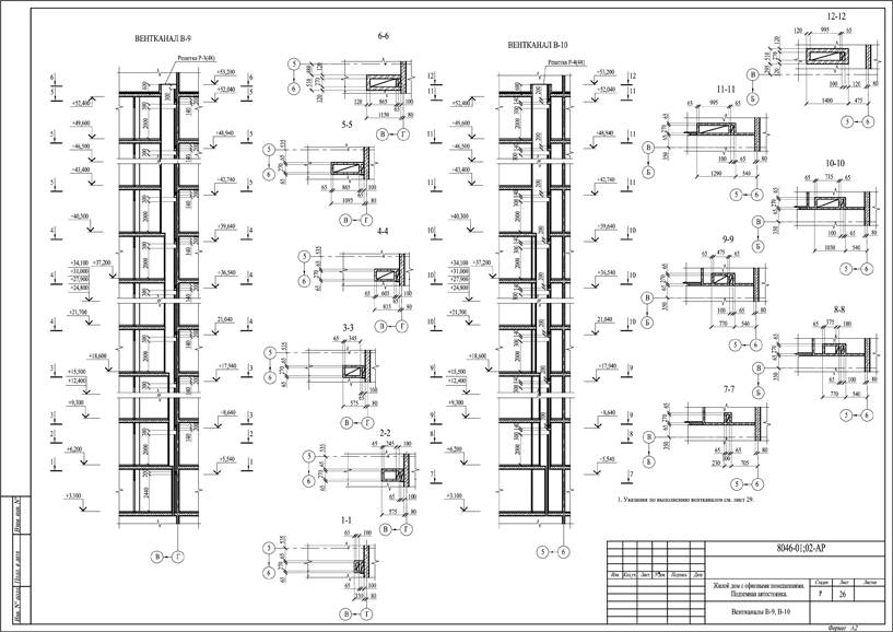 Особенности обустройства вентиляции в многоквартирном панельном доме