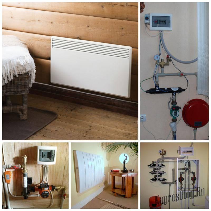 Как отопить квартиру без газа и центрального отопления: альтернативные варианты, эффективные способы