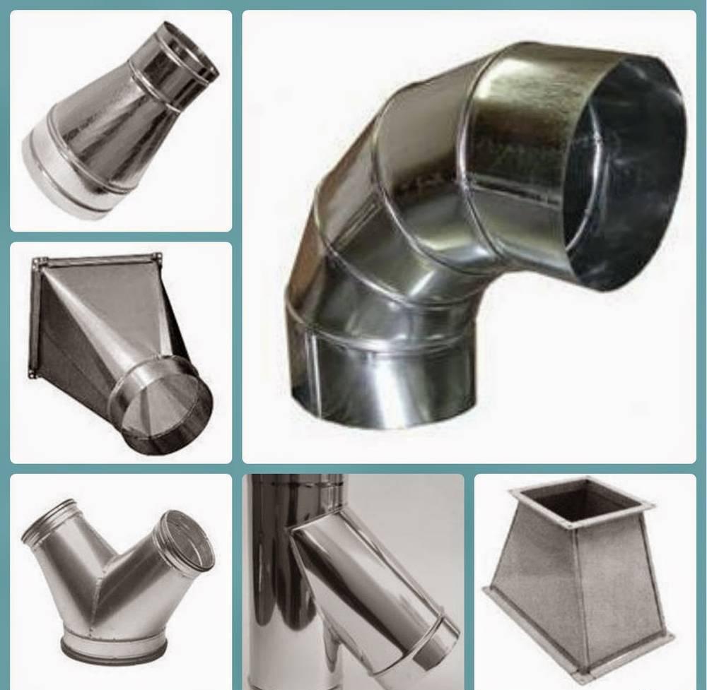 Пластиковые трубы для вентиляции: размеры и цены, как рассчитать сечение и виды воздуховодов