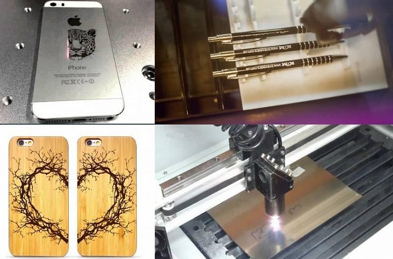 Лазерный гравер по металлу и по дереву: какой купить, как сделать своими руками