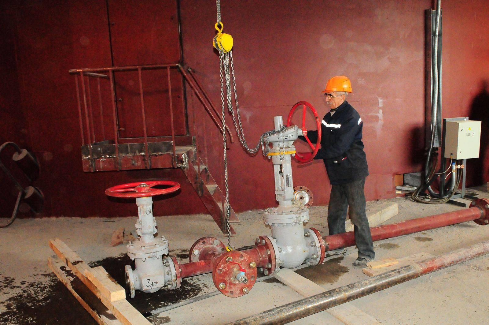 Опрессовка газопровода: как проводятся контрольные испытания на герметичность