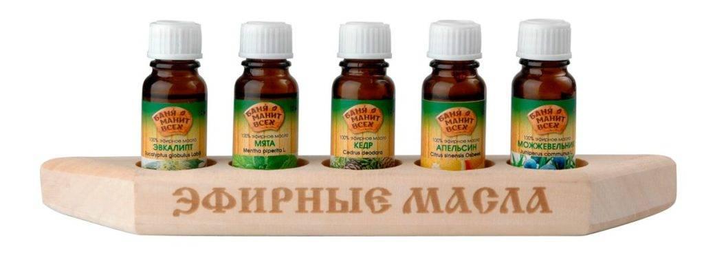 Эфирные масла для бани – виды, свойства и применение | давай попаримся