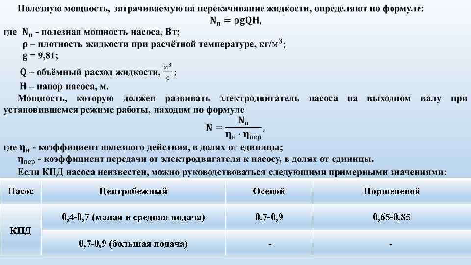 Правила гидравлического расчета канализации