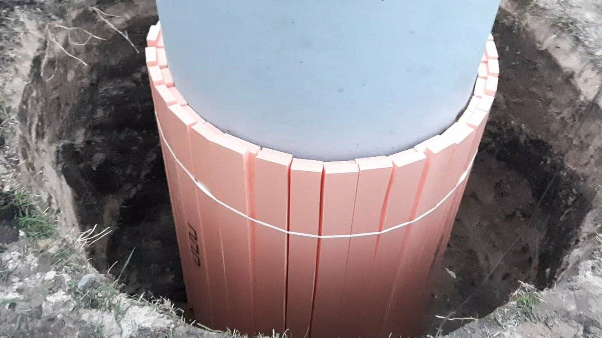 Как утеплить колодец на зиму и не допустить замерзания воды
