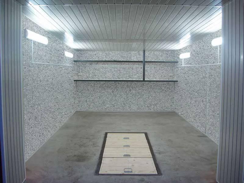 Канализация в гараже: в полу, с водой, схема, обзор