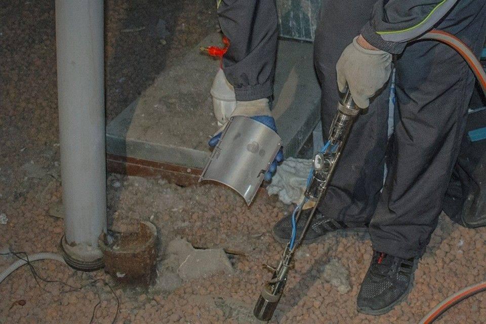 Установка заглушек на канализацию должникам коммунальных услуг