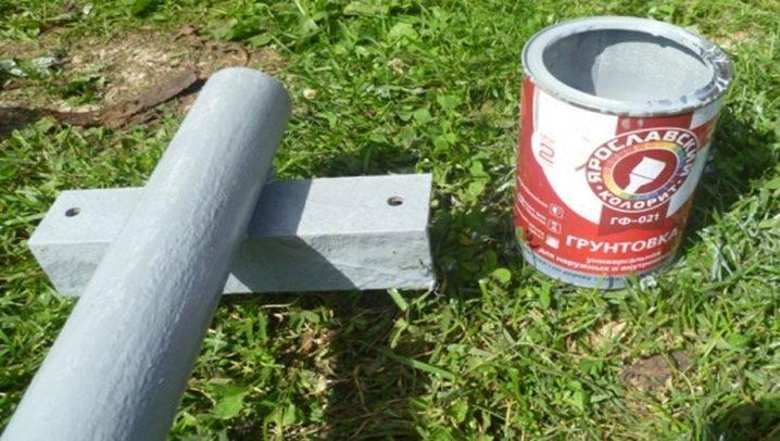 Чем покрасить металлический забор: выбор материалов и ход работы