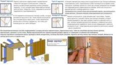 Как сделать потолок из евровагонки