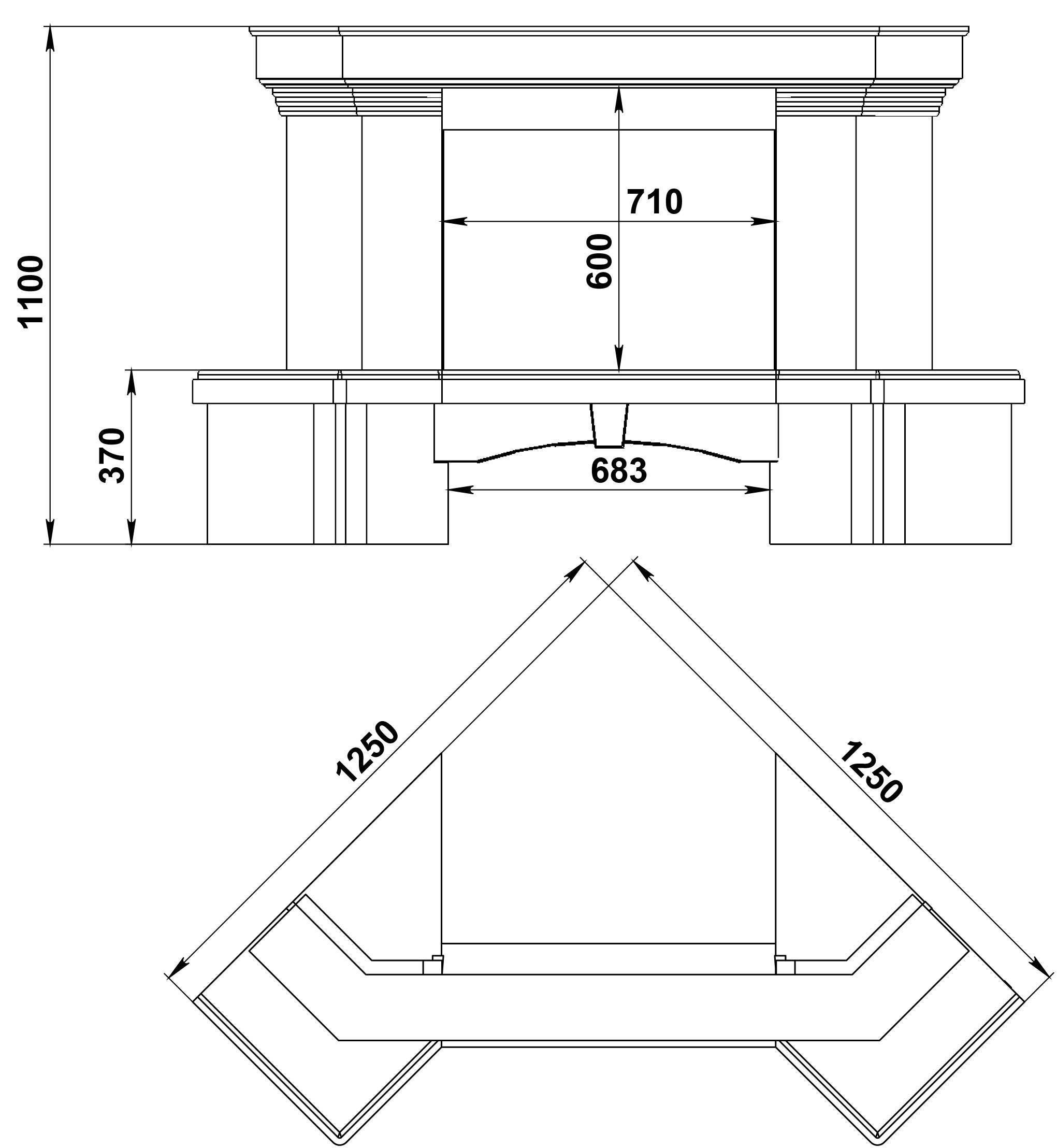 Угловой камин из гипсокартона своими руками, инструкция с фото
