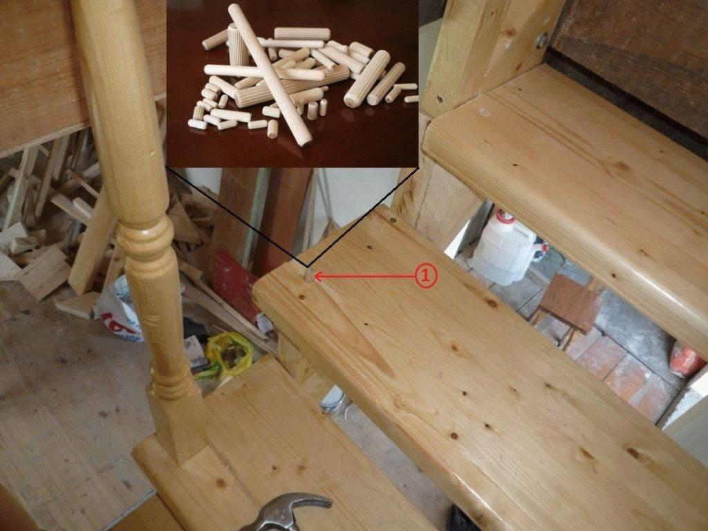 Как крепить балясины иперила: деревянная лестница своими руками - rmnt - медиаплатформа миртесен